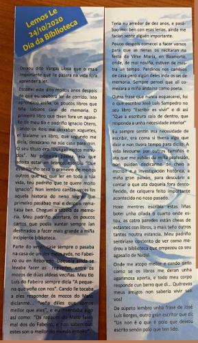 Page 5 of D ía das bibliotecas