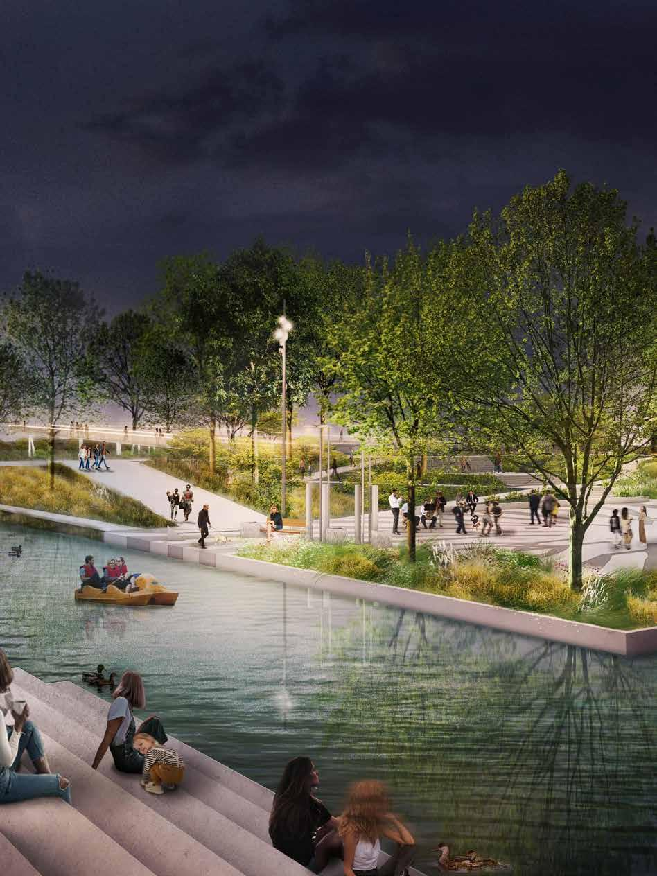 Page 150 of An Ambitious And Thoughtful Vision For Montréal's Larg est Insular Park