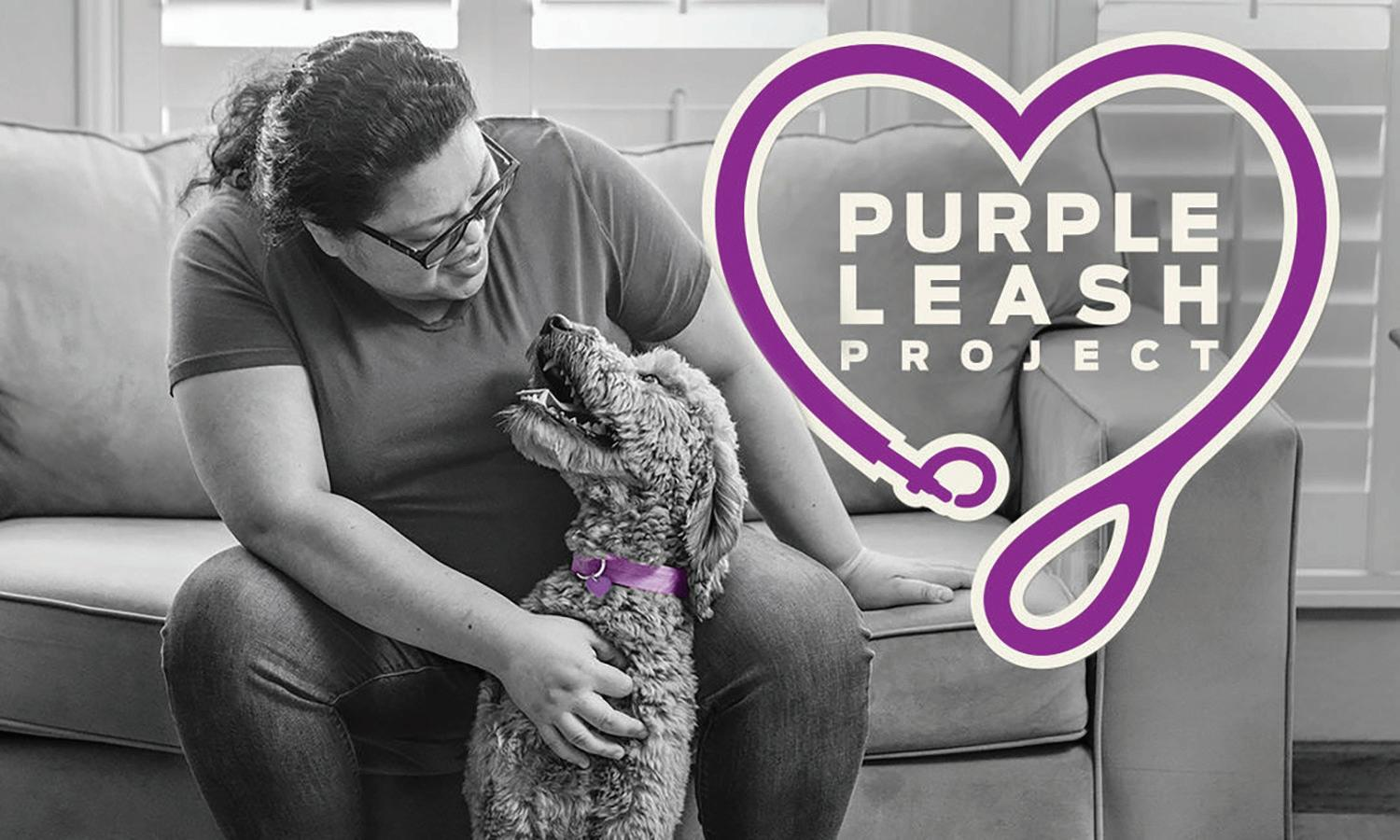 Page 26 of Purina's Purple Leash Project