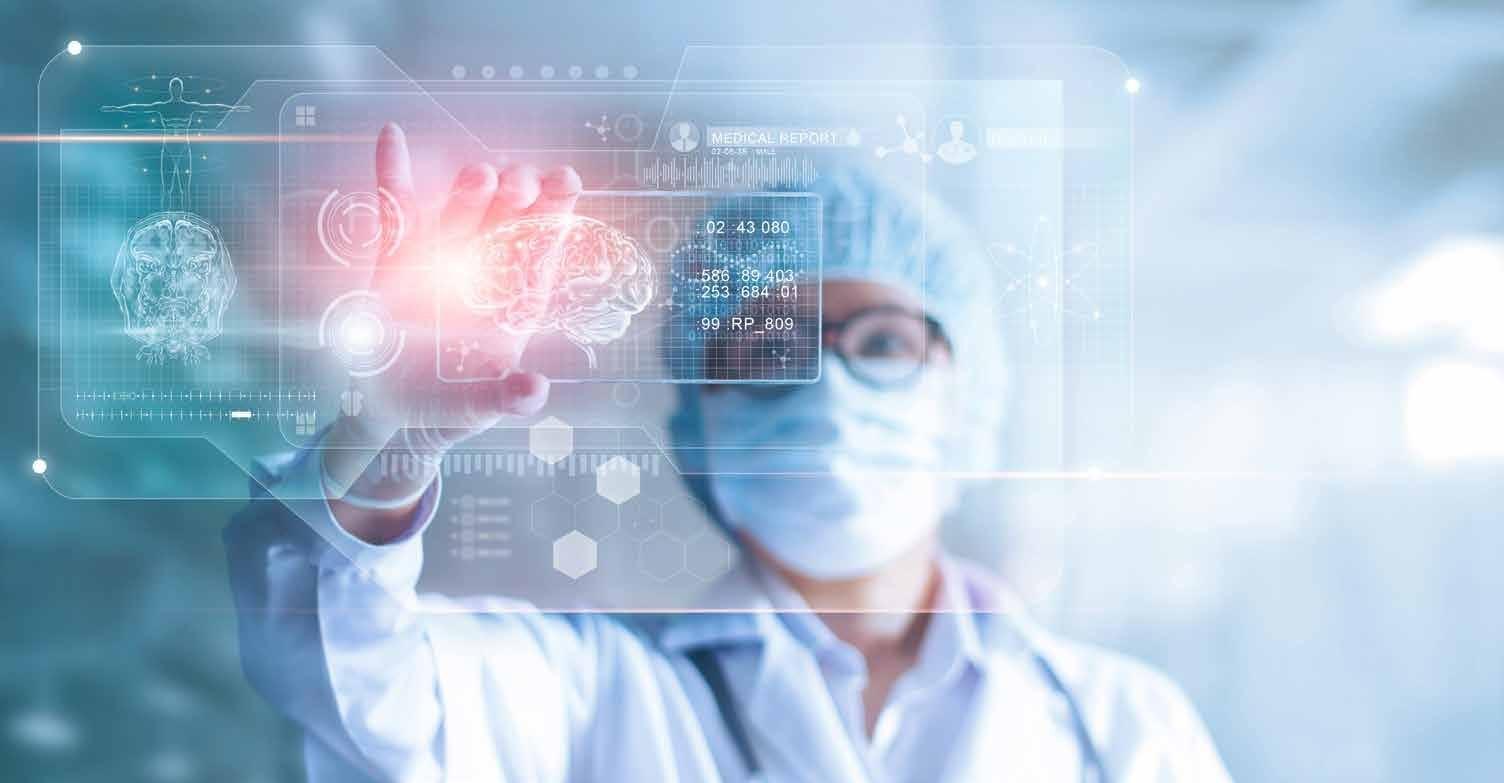 Page 48 of ¿El referente de los nuevos hospitales del futuro? Diez desarrollos tecnológicos en salud