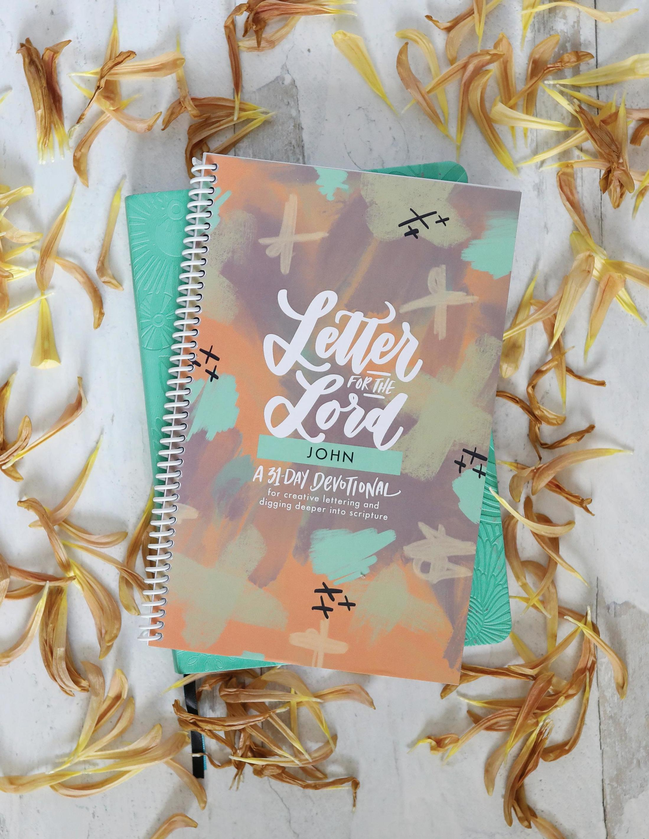 Page 10 of Lettering Devotionals