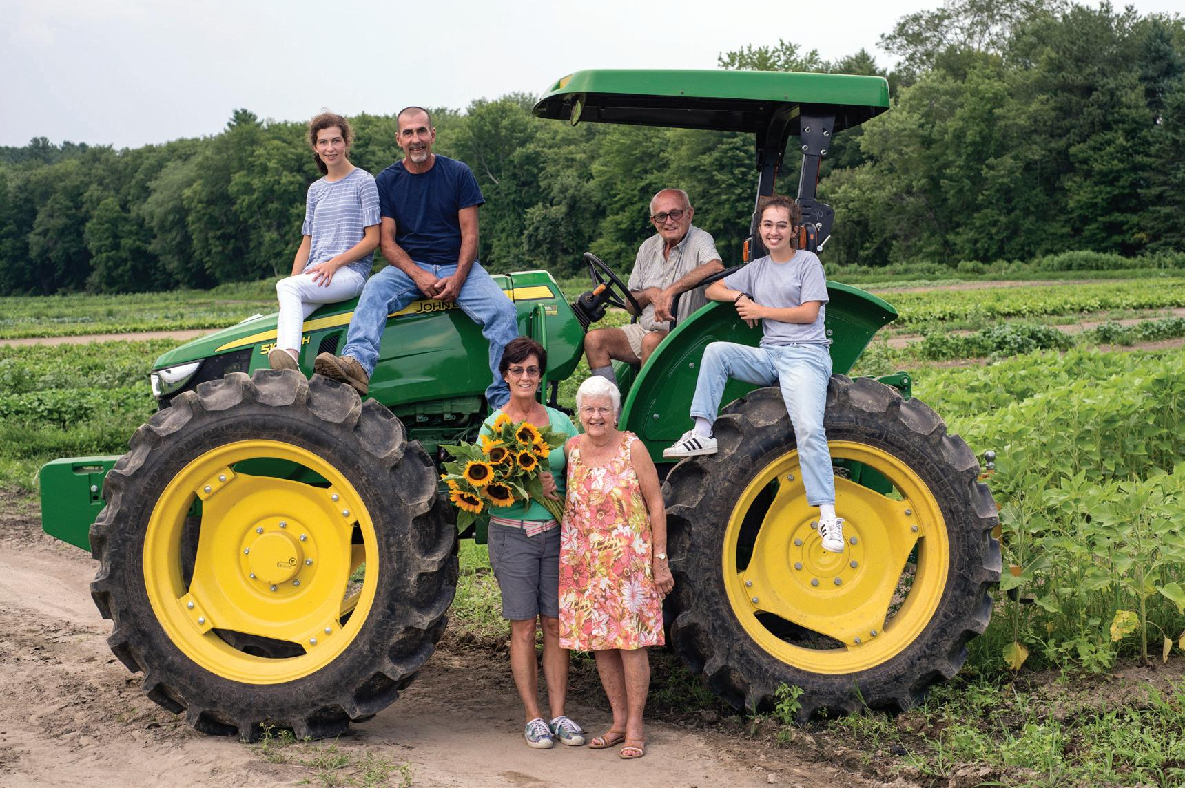 Page 24 of 100 Years of Farming & Family at Verrill Farm