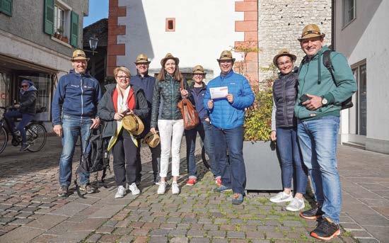 Page 18 of GVR-Lauf am Gemeinde Duell 2021