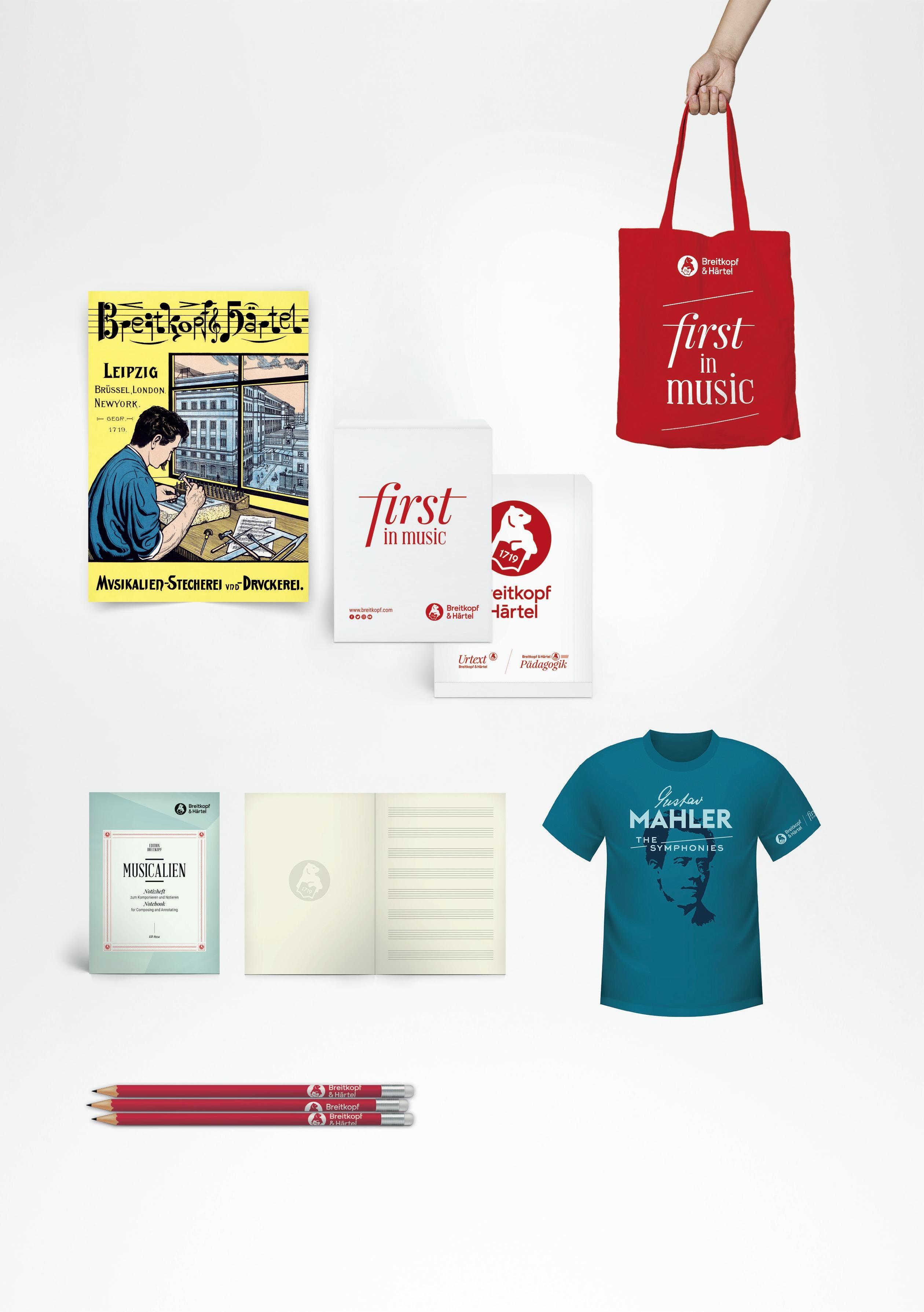 Page 23 of werbemittel | adVertisinG material Baumwolltasche | Bleistift | Notizheft Papiertüten | Plakat | T-Shirt