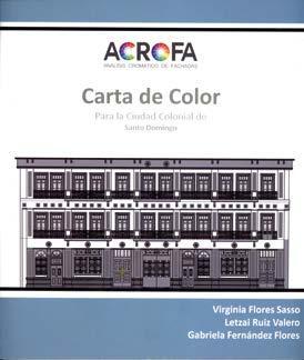 Page 30 of Carta de color para la ciudad colonial de Santo Domingo