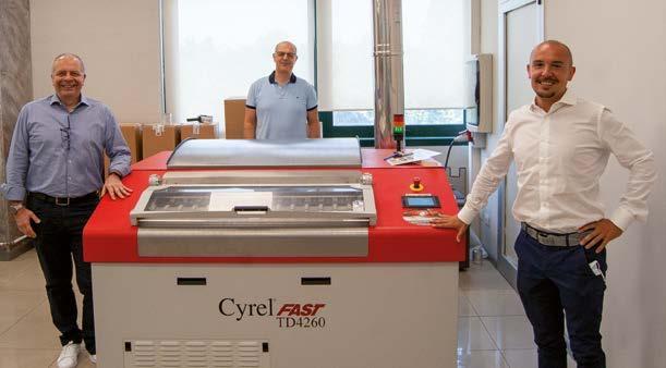 Page 24 of Flexolution: impianti stampa flexo da primato con tecnologia e materiali DuPont