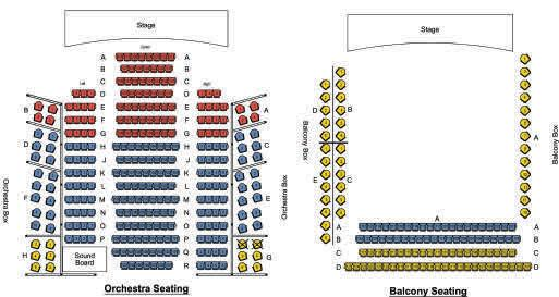 Page 20 of Other Great Shows & Seating Chart