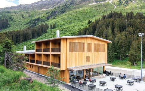 Page 12 of Campra Alpine Lodge & Spa vacanza tra natura, sport, relax e gastronomia