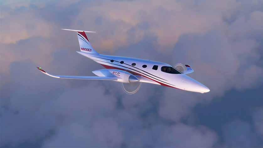 Page 44 of Jet It & JetClub Move Forward With Electric Airplanes