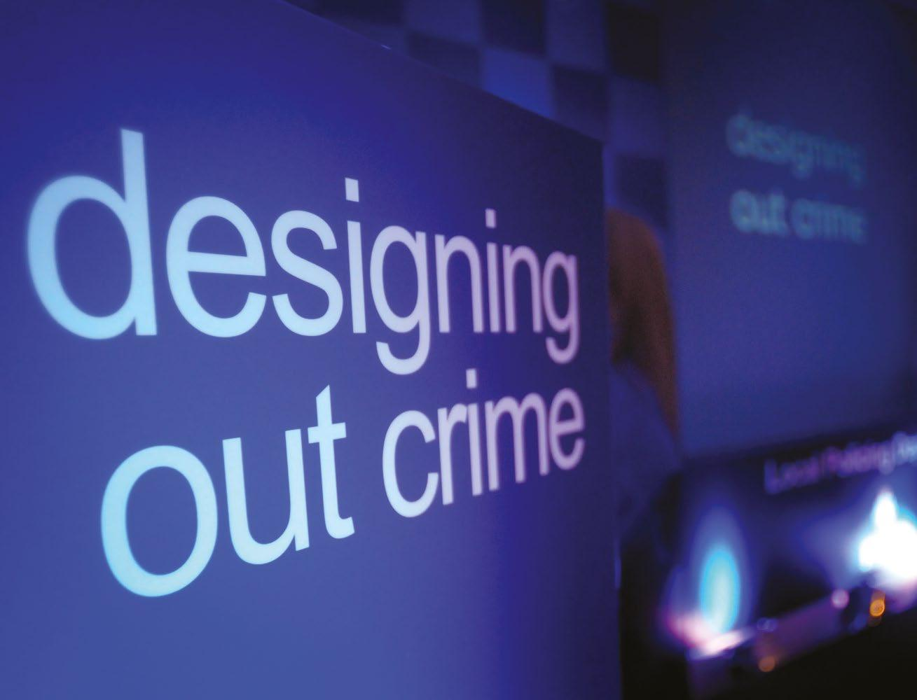 Page 22 of Designing Out Crime – Level 5 Diploma