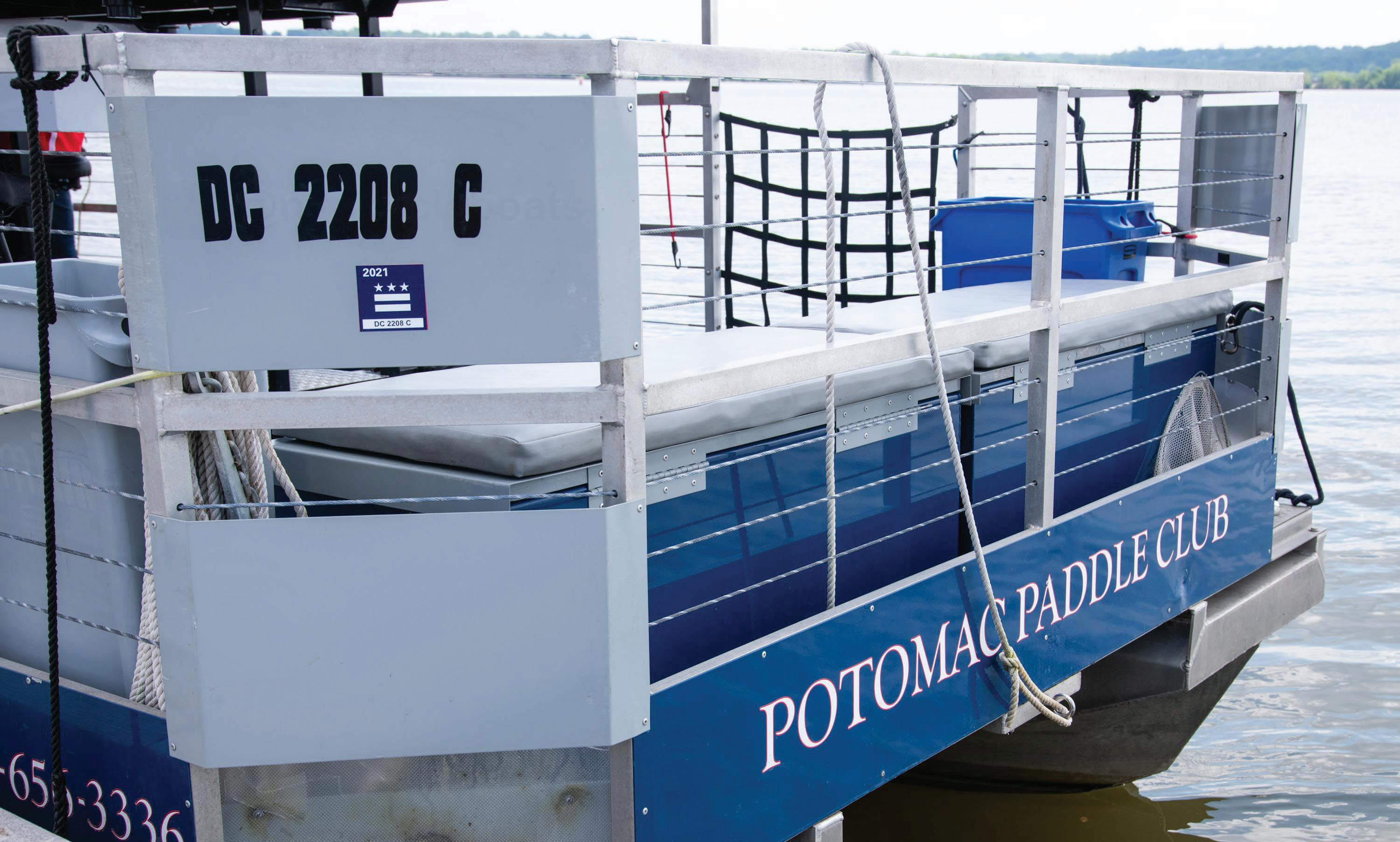 Page 32 of Alexandria Waterfront Welcomes Potomac Paddle Club