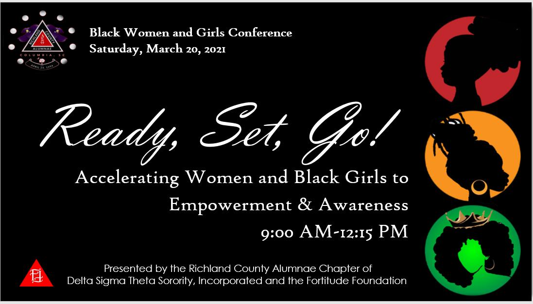 Page 9 of Black Women and Girls Conference