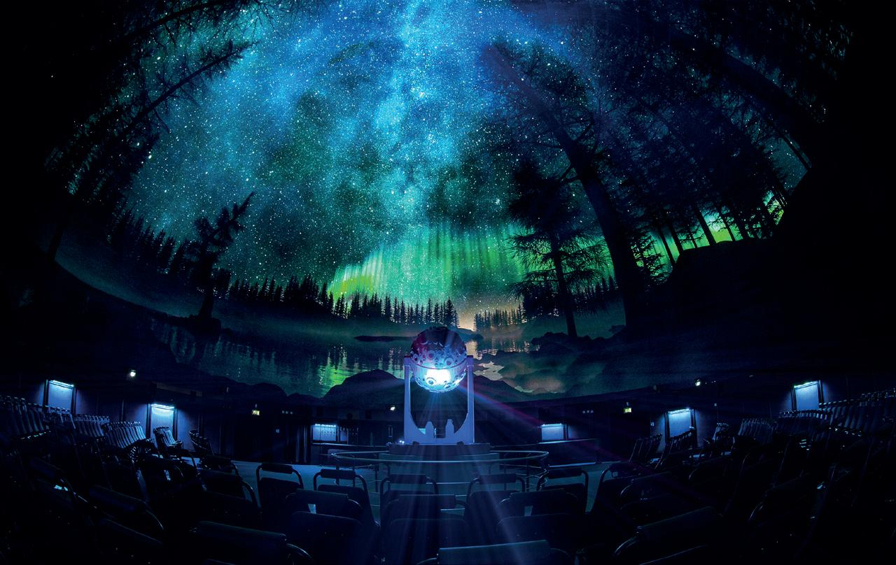 Page 15 of Zeiss Planetarium Jena fasziniert bei jedem Wetter