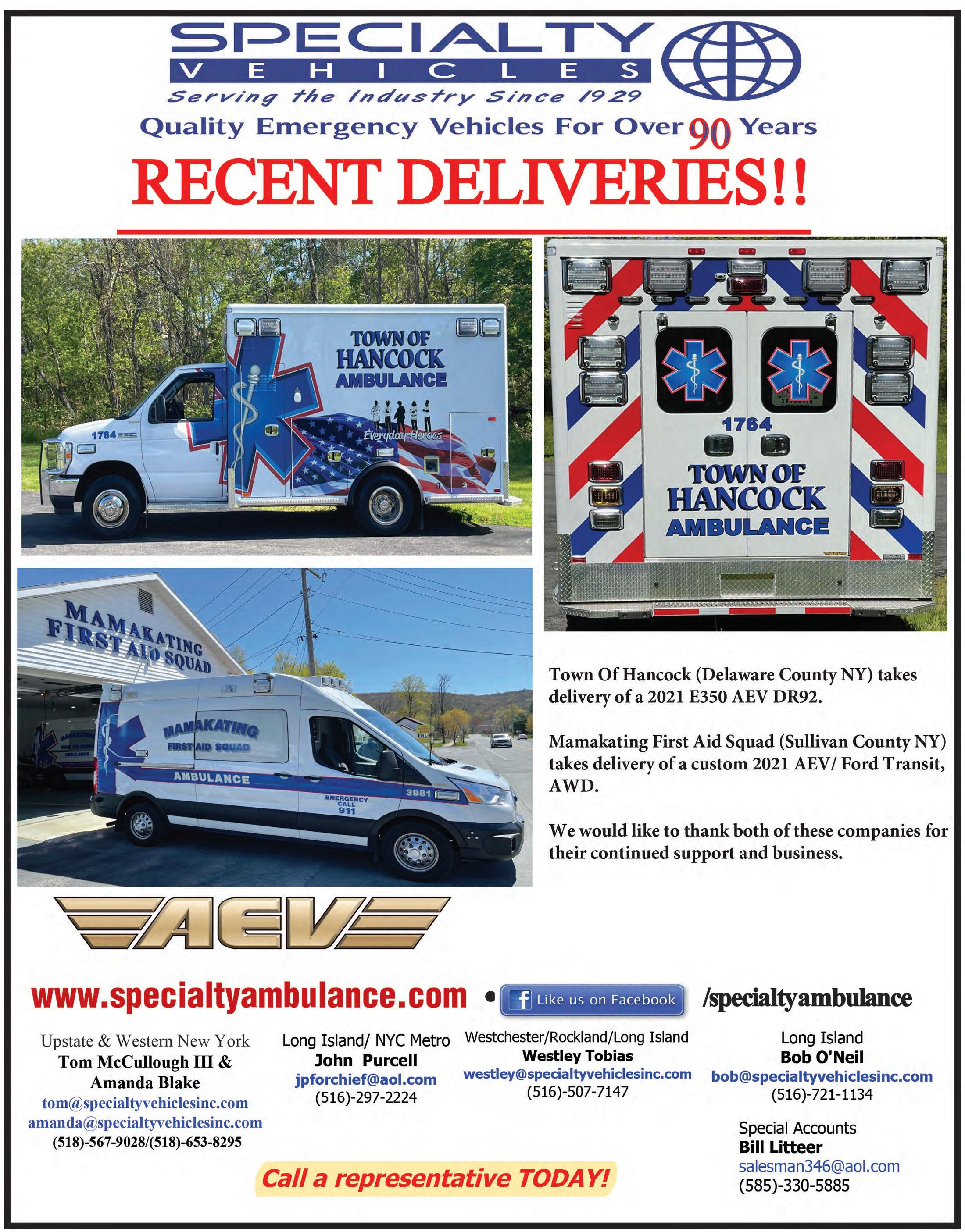 Page 10 of Specialty Vehicles