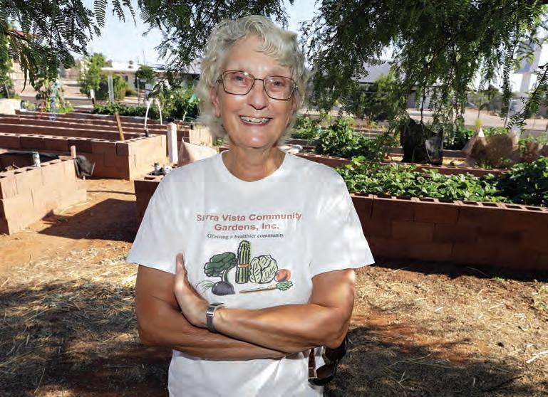 Page 13 of Sierra Vista Community Garden