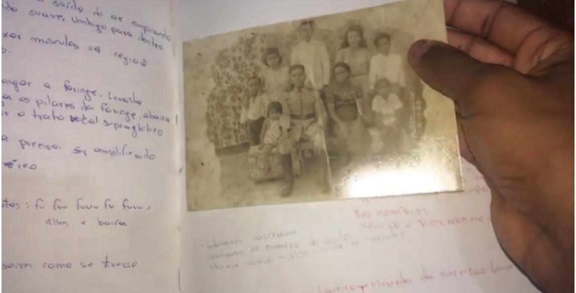 Page 82 of Álbum de família, morte e vida na cultura Bantu