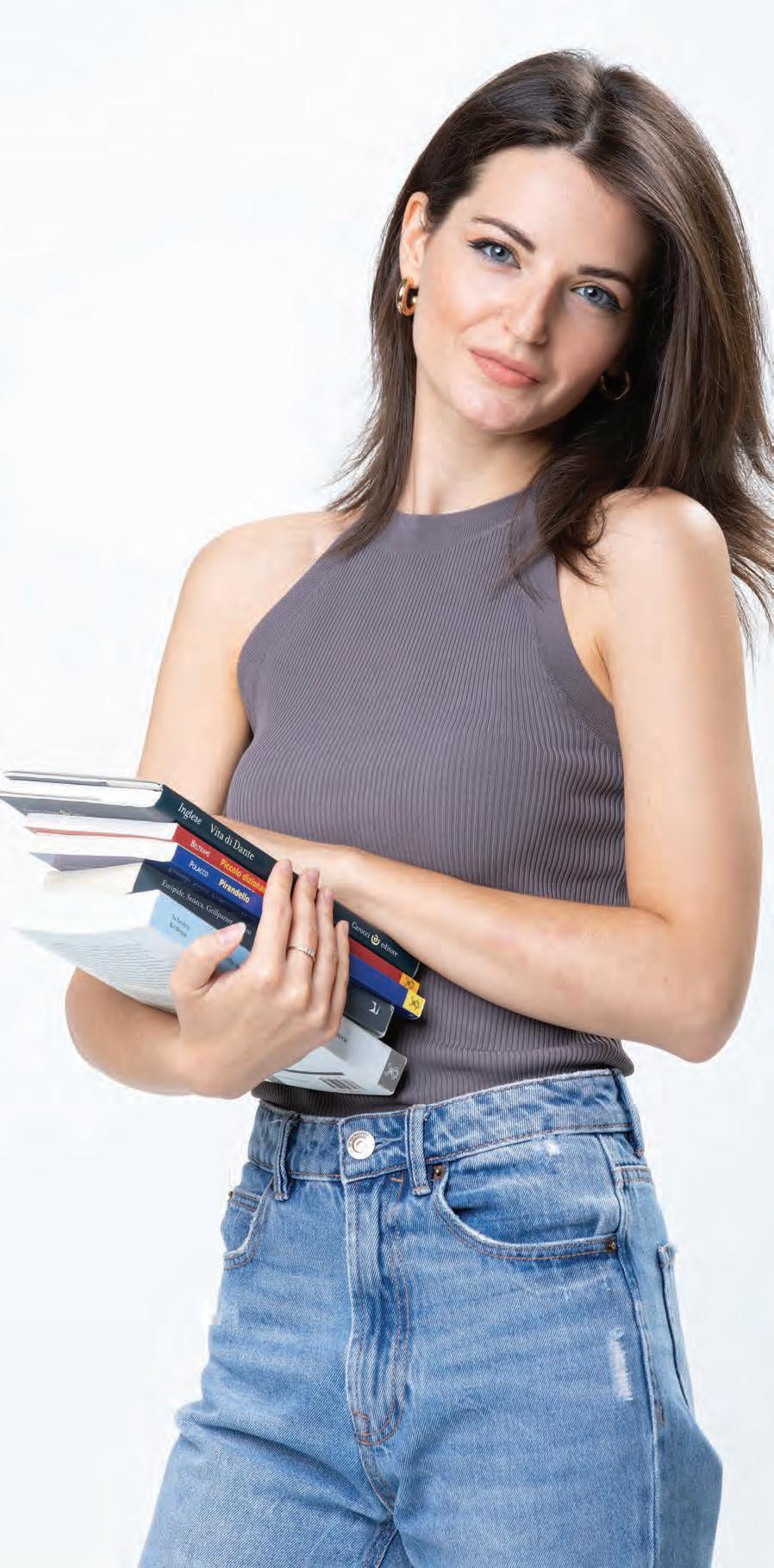 Page 28 of Pag Giorgia, una prof al bar tra cappuccini e libri da studiare