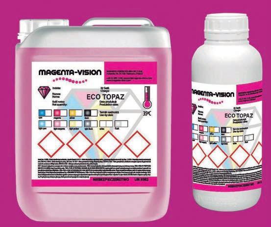 Page 52 of Magenta-Vision amplía la cartera de tintas con la tinta Eco-Solvente ECO-TOPAZ