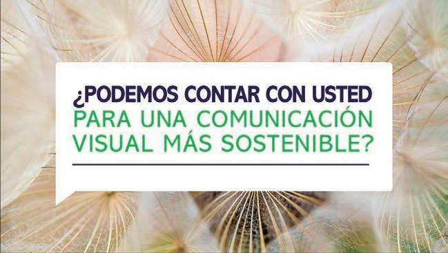 Page 23 of Antalis lanza su iniciativa para una industria de la comunicación visual más sostenible