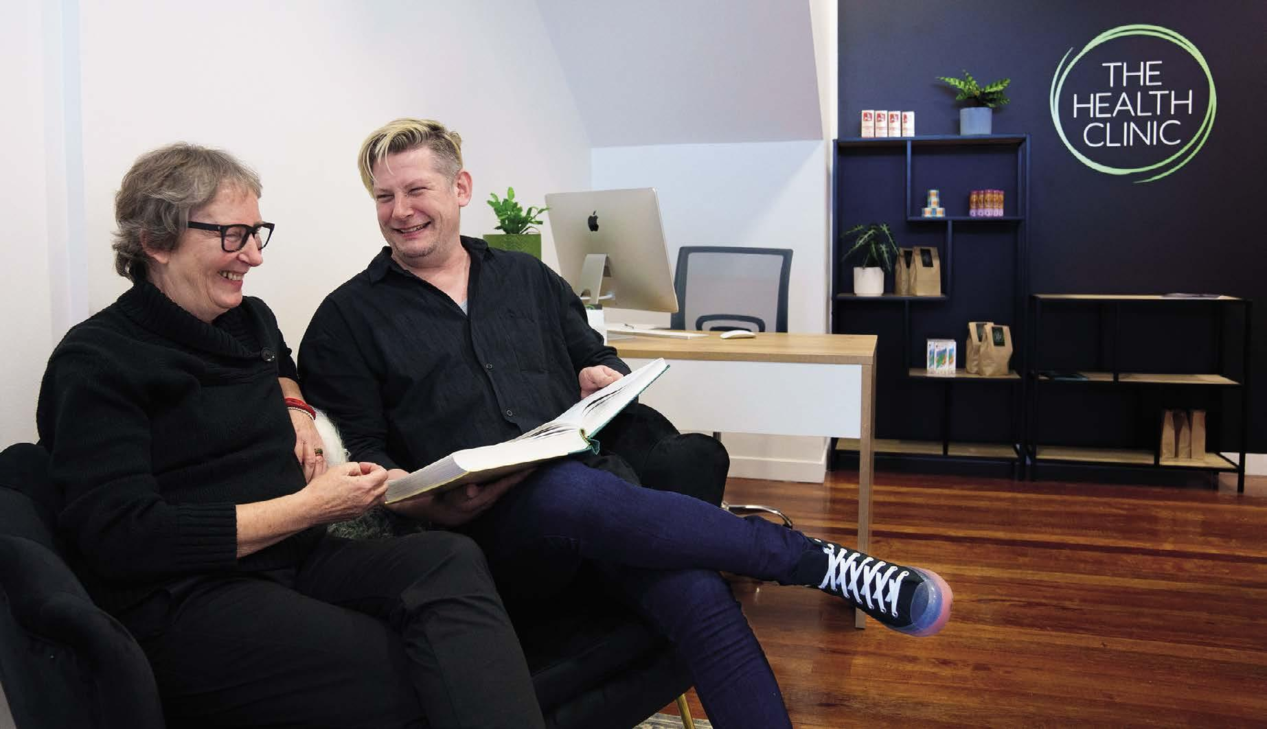 Page 25 of COVER STORY - THE HEALTH CLINIC, GREY LYNN