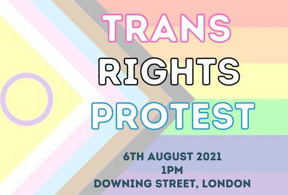 Page 11 of Trans Rights Protest to take place in London on Friday, August 6