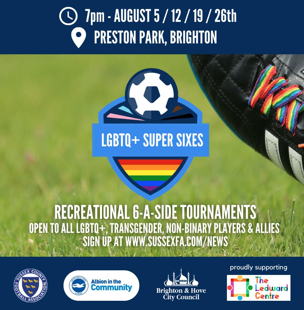 Page 12 of Gender Diverse football festival to raise funds for Ledward Centre