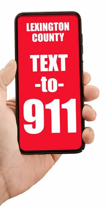 Page 36 of Lexington County Text to 911