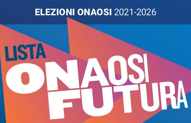 Page 18 of Elezioni ONAOSI La Lista ONAOSI FUTURA ottiene il 65% dei voti