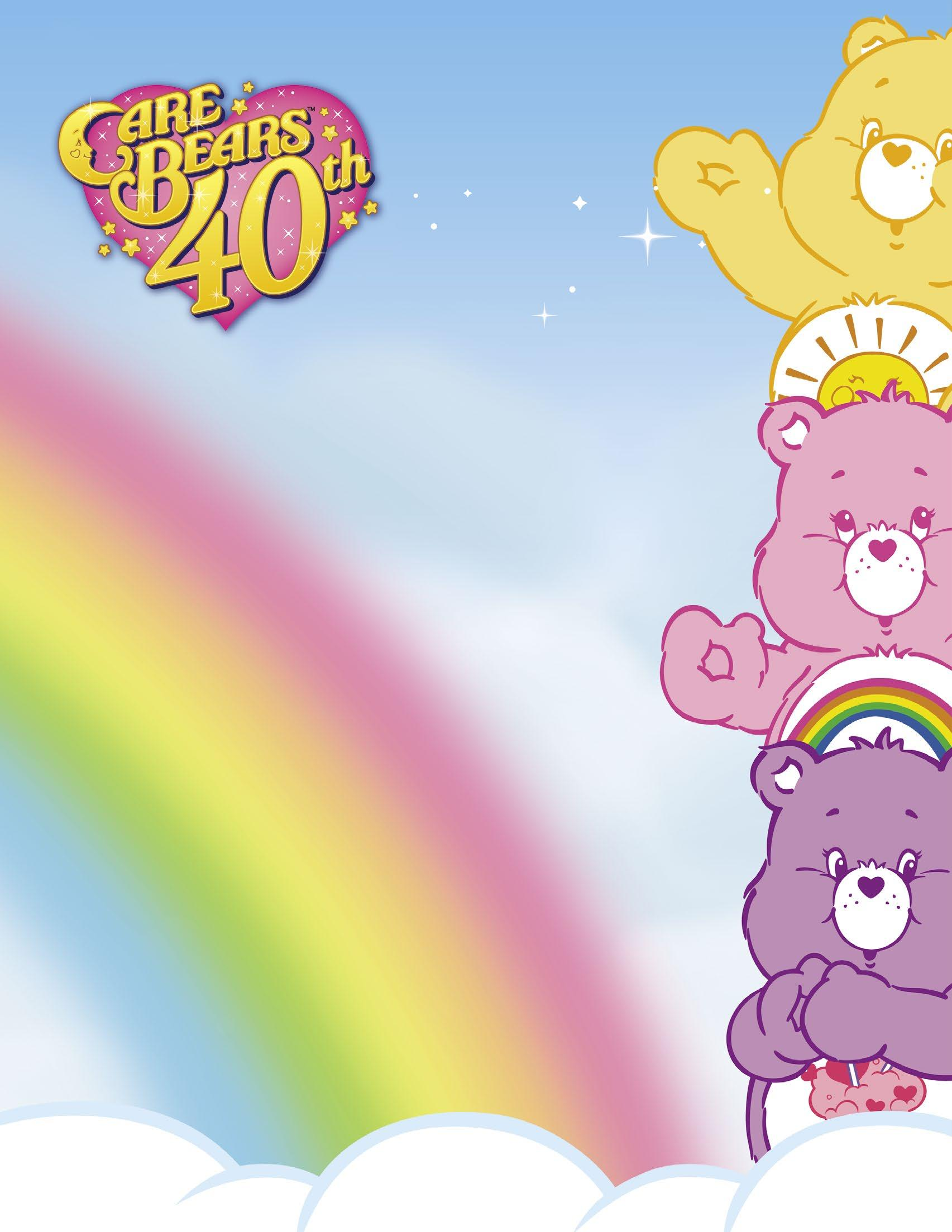 Page 50 of Care Bears lead up to 40 years