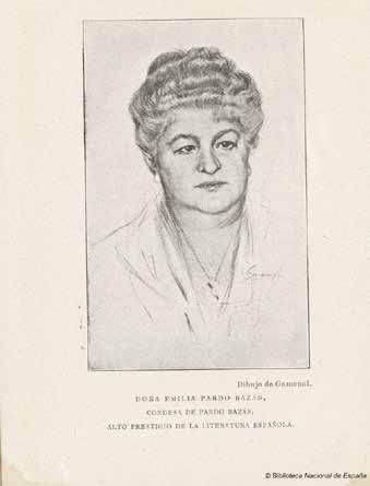 Page 58 of Centenario Emilia Pardo Bazán. Homenaje a la nobleza profesional y feminista