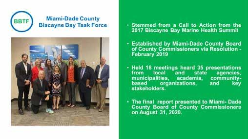 Page 40 of FWEA Chapter Corner: Biscayne Bay Recovery: Challenges and Opportunities—