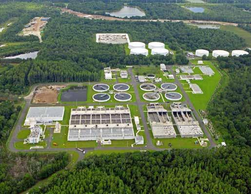 Page 30 of Process Page: Award-Winning Hillsborough County Northwest Regional Water Reclamation Facility: Advanced Technology and Operational Excellence—