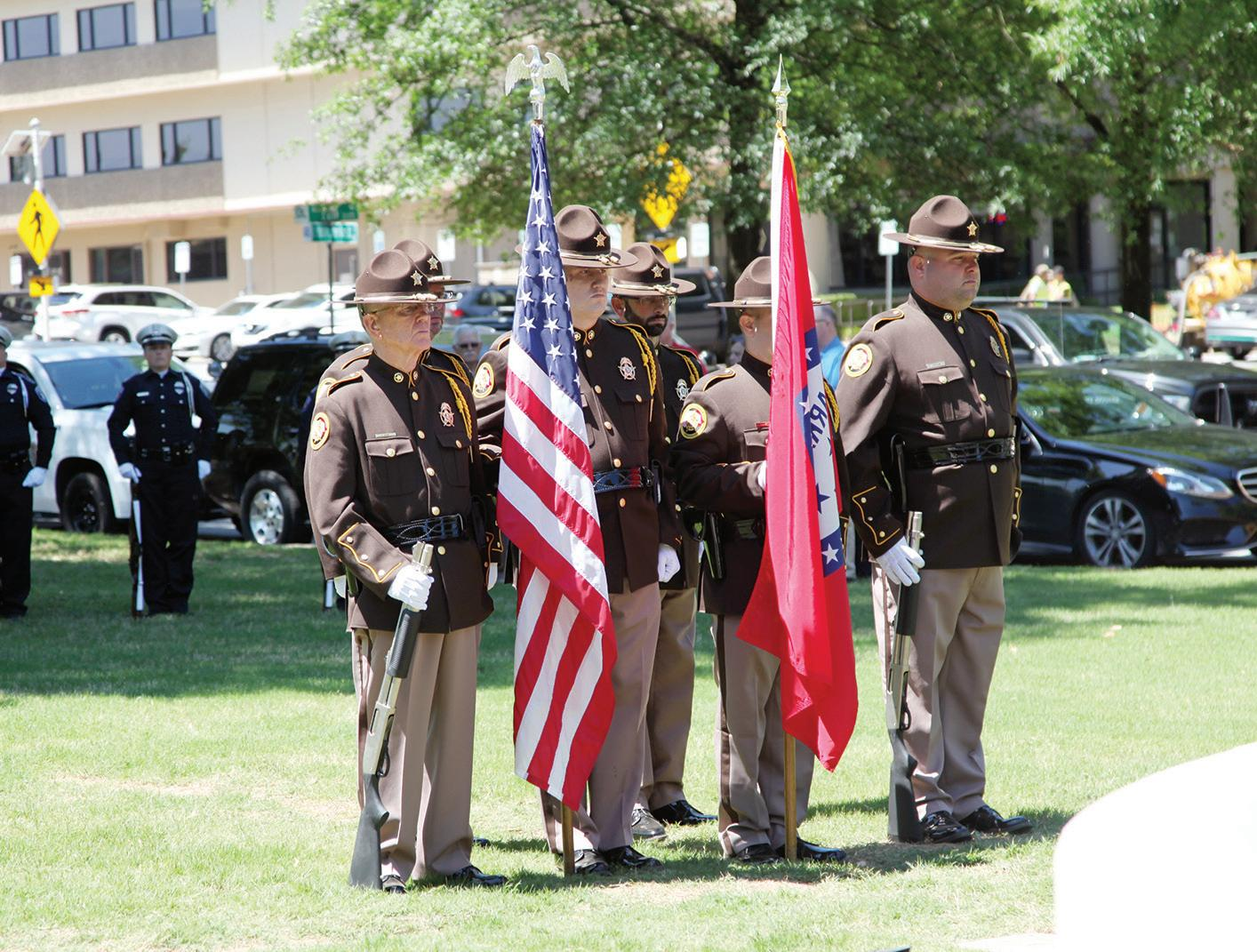 Page 21 of Fallen Officers Honored at Capitol
