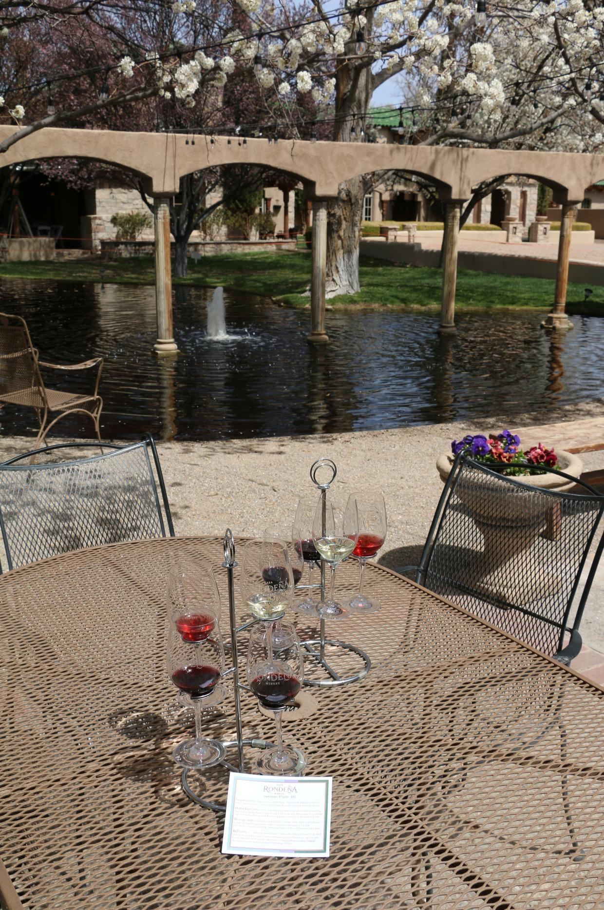 Page 14 of Casa Rondeña Winery in Albuquerque