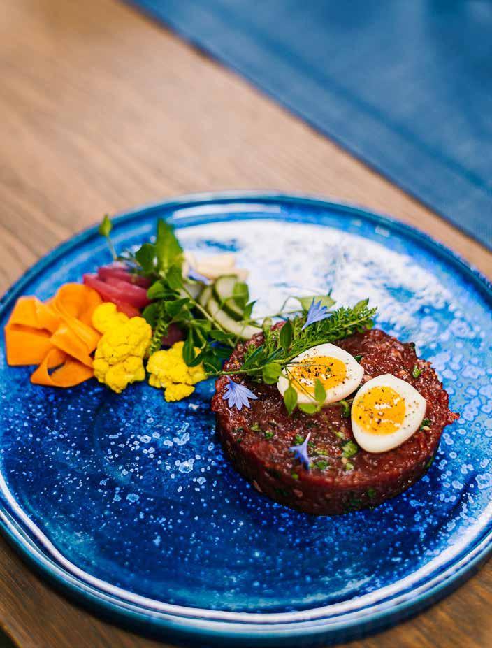 Page 64 of Degustacyjna opwieść kucharza tekst Sylwia Stachyra – Top Chef, foto Brick Media