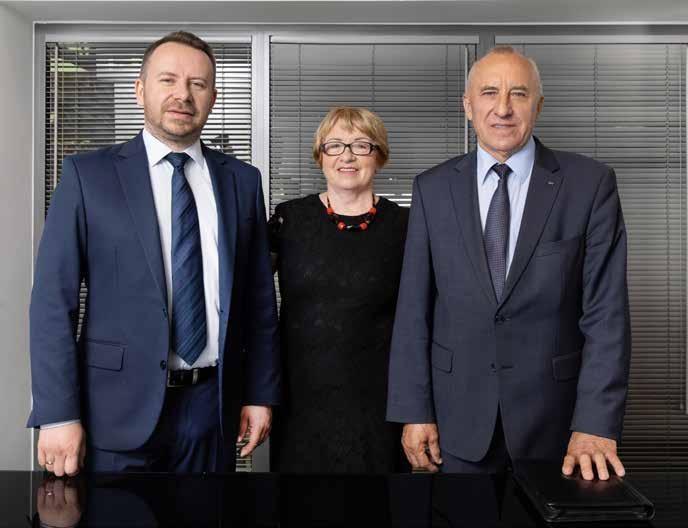 Page 32 of Siła innowacji Wywiad z Edwardem Bąkiem - prezesem Edbak Sp. zo.o. i Grzegorzem Bąkiem – wiceprezesem