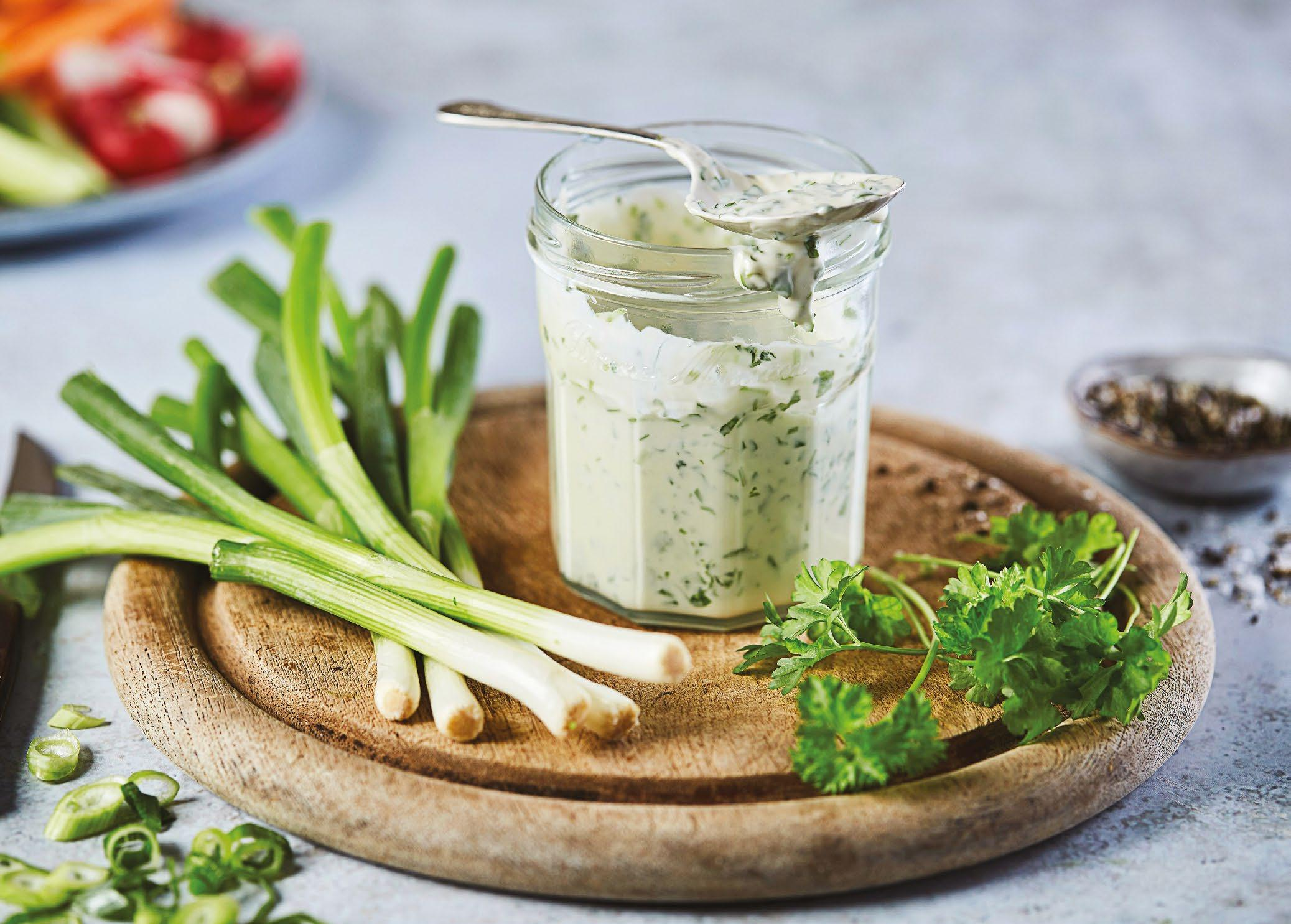 Page 36 of Silky Smooth Vegan Mayo from Country Range Launches for Summer