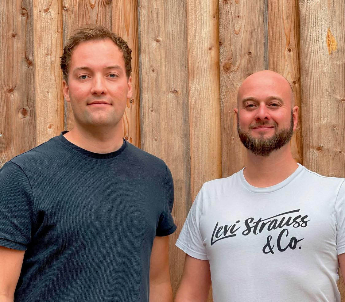 Page 48 of KLANG:technologies' Markus Pesch and Phil Kamp look to the future of immersive and spatial audio for in-ear monitors.