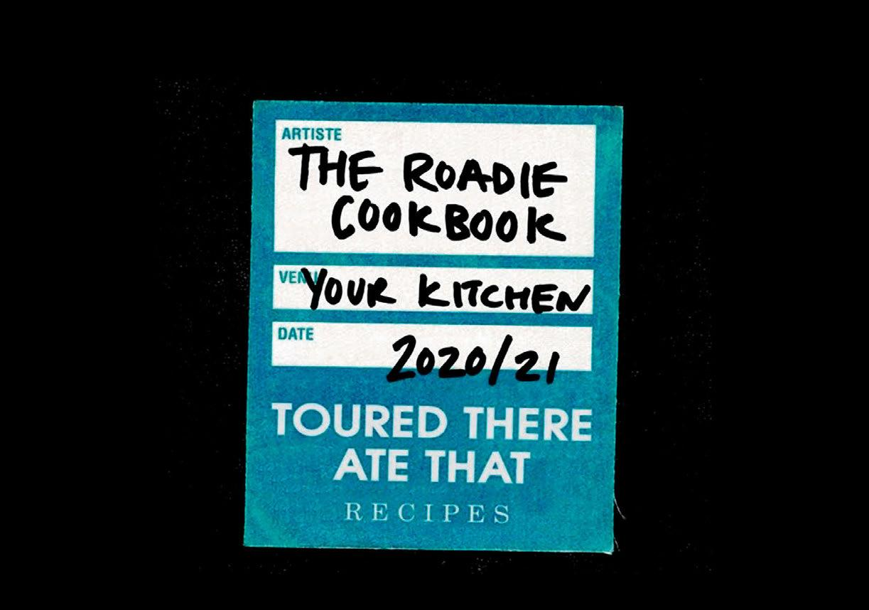 Page 20 of The Roadie Cookbook