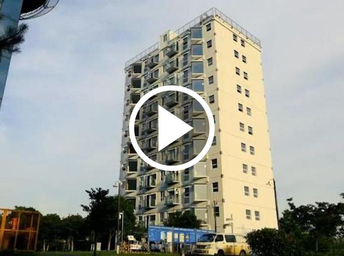 Page 43 of China builds 10-storey tower in a day