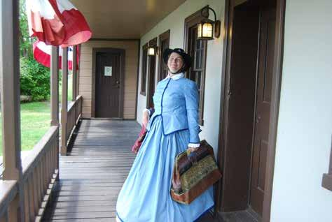 Page 28 of R&R: Re-enactors — Living History