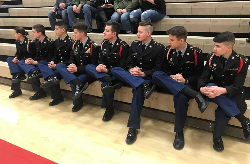 Page 22 of 'Every Day, Every Way' Utah Military Academy Cadets
