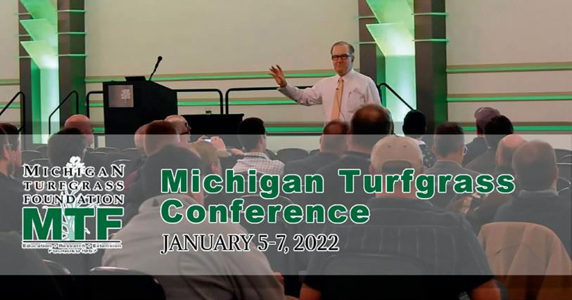 Page 20 of Michigan Turfgrass Conference