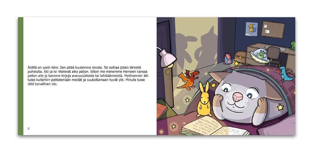 Page 13 of Saatavilla uusi lastenkirja