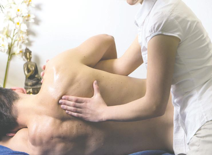 Page 18 of MANAGE YOUR SEPTEMBER STRESS WITH THE BENEFITS OF MASSAGE