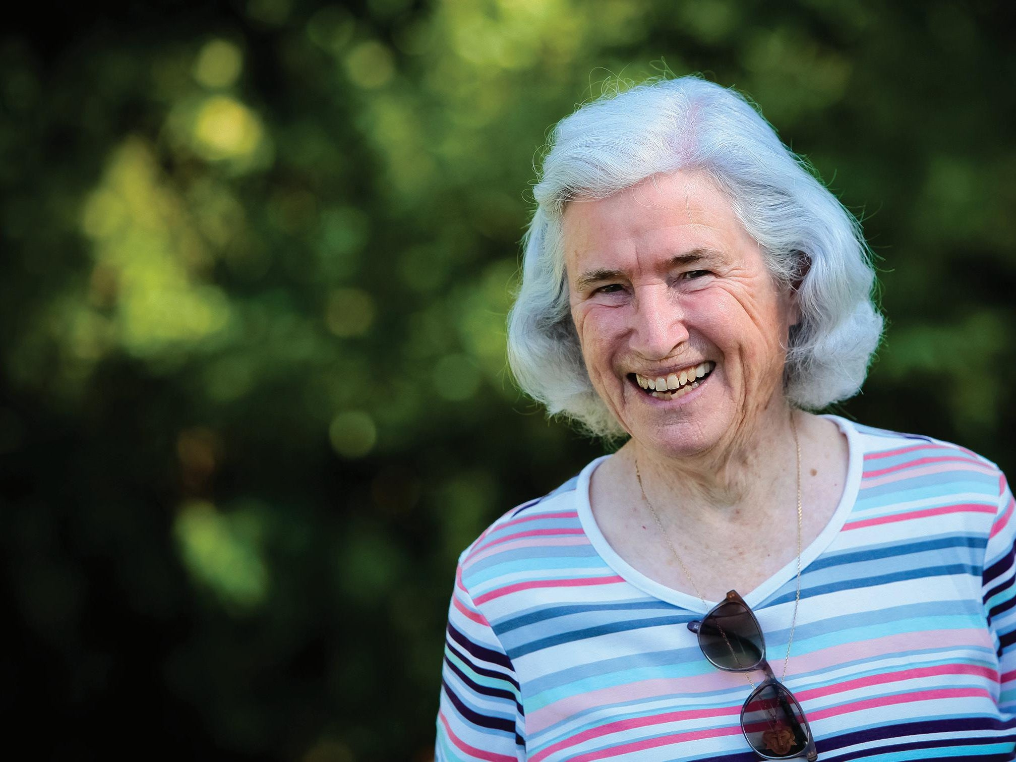 Page 12 of Living Holy Child History: Sr. Sheila McNiff '56, SHCJ