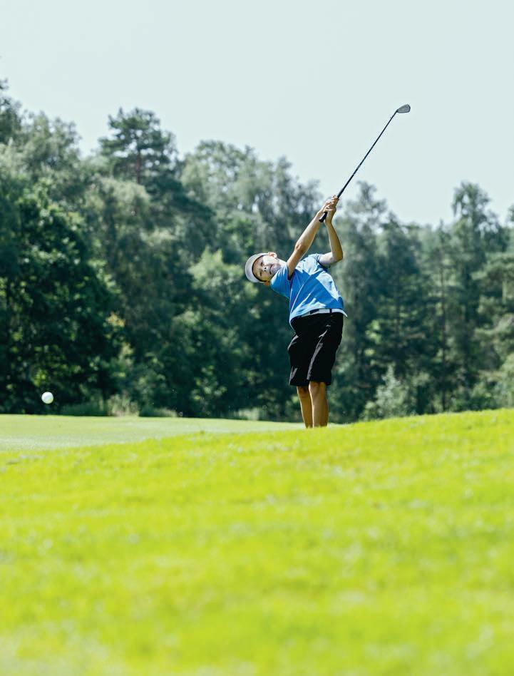 Page 24 of Varför är tävlingar så viktiga för Golfsverige?
