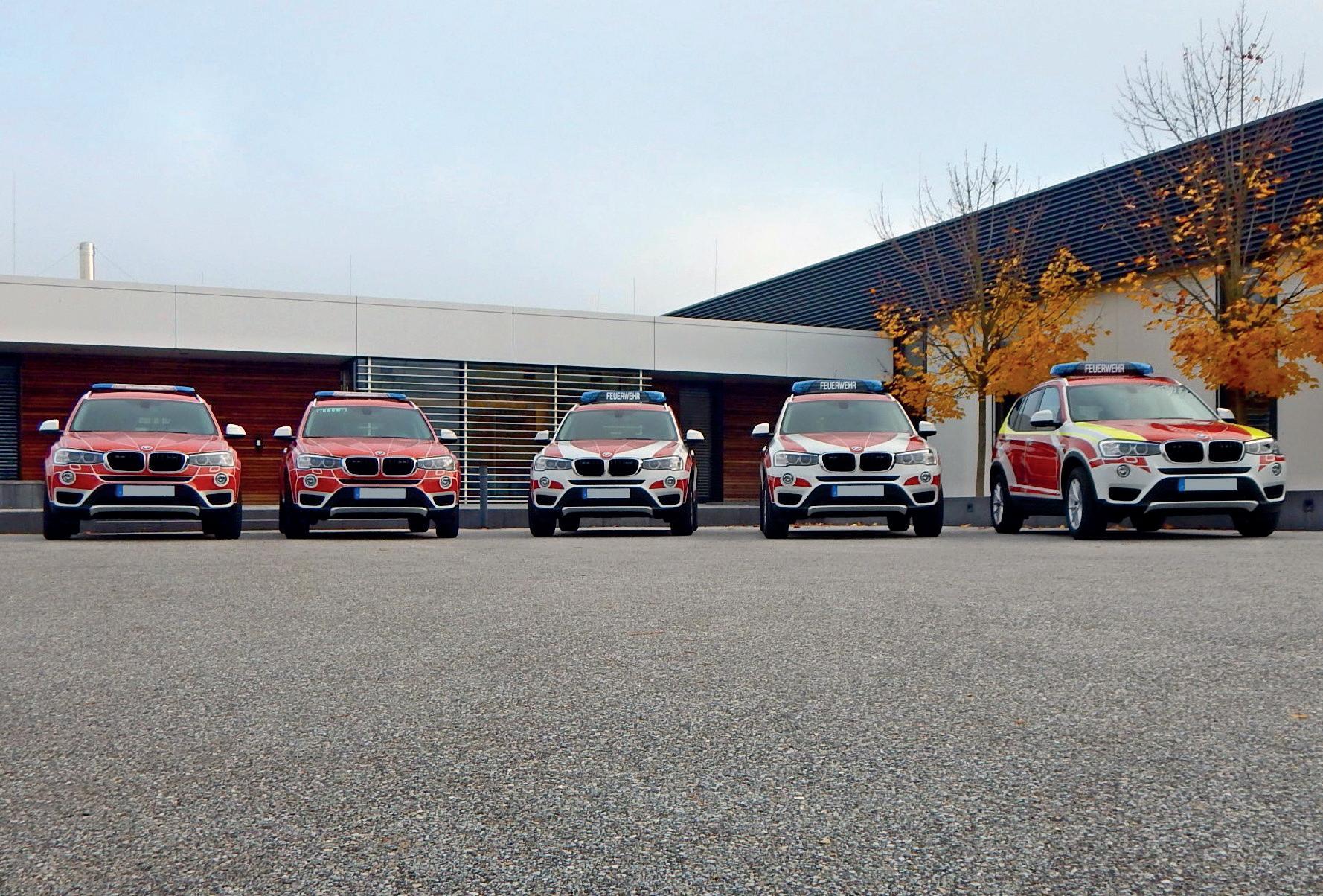 Page 22 of » Haberl Electronic GmbH & Co. KG Neuerungen für Blaulichtkräfte, die mit Einsatzfahrzeugen von BMW mobil sind