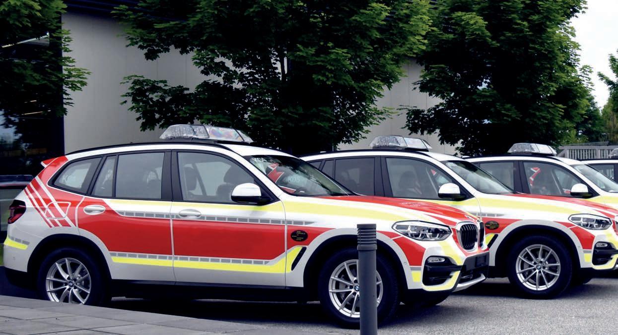 Page 28 of » Haberl Electronic GmbH & Co. KG: novità per le forze di pronto intervento che lavorano a bordo di veicoli d'emergenza di BMW