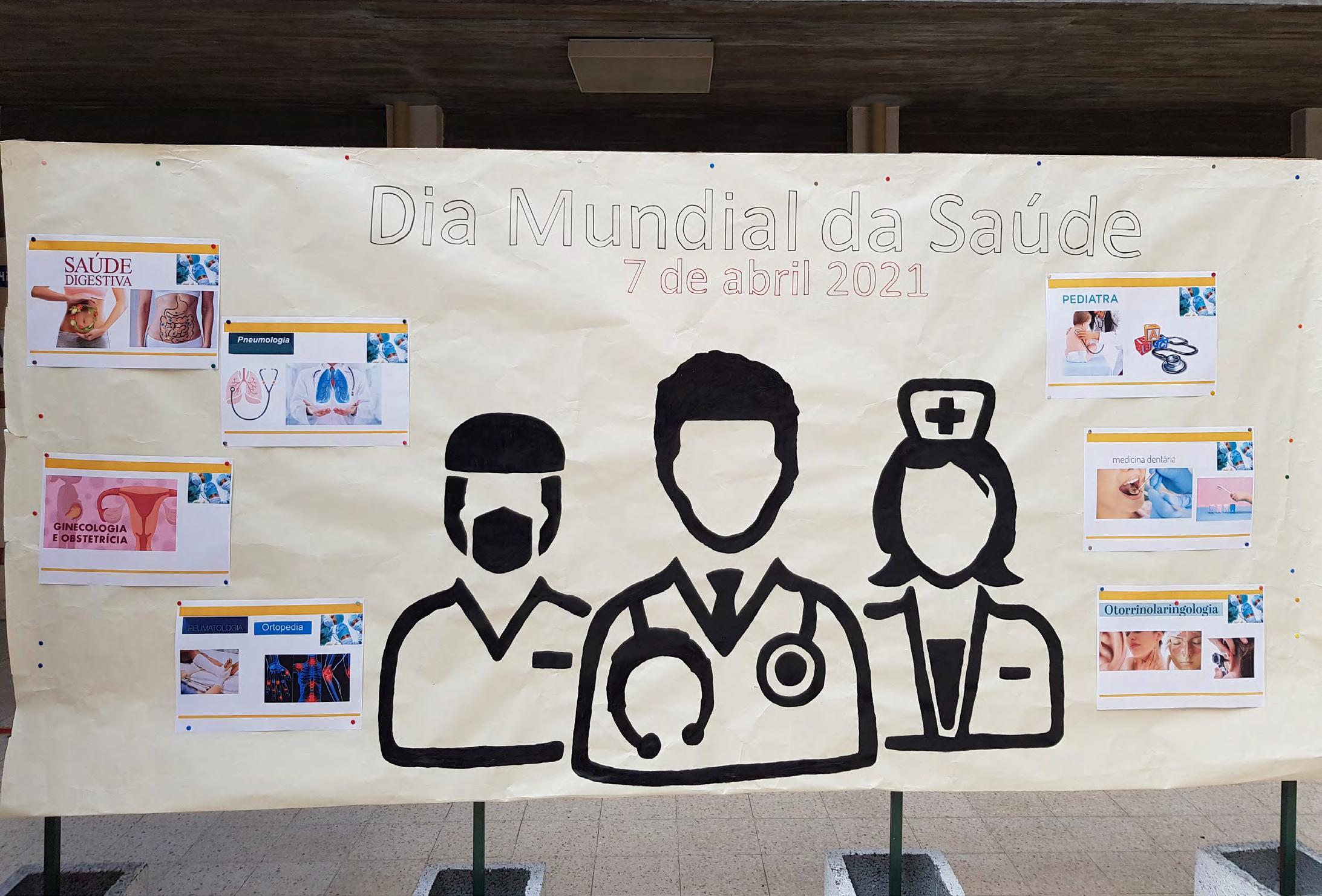 Page 20 of Comunidade educativa sensibilizada para o papel primordial dos trabalhadores da saúde